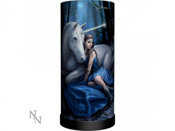Blue Moon Standlampe 27.5cm - Anne Stokes
