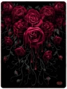 Blood Rose - Fleecedecke - 150 x 200 cm