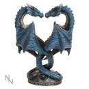 Dragon Heart Kerzenhalter by Anne Stokes 23cm