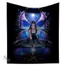 Immortal Flight Throw Anne Stokes 160cm