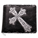 Men's Wallet - Celtic Cross 11cm