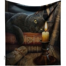 Witching Hour Cat Throw - Lisa Parker 160cm